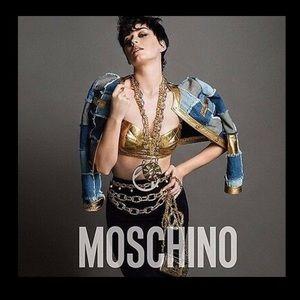 AW15 Moschino Couture Jeremy Scott Patch Blazer